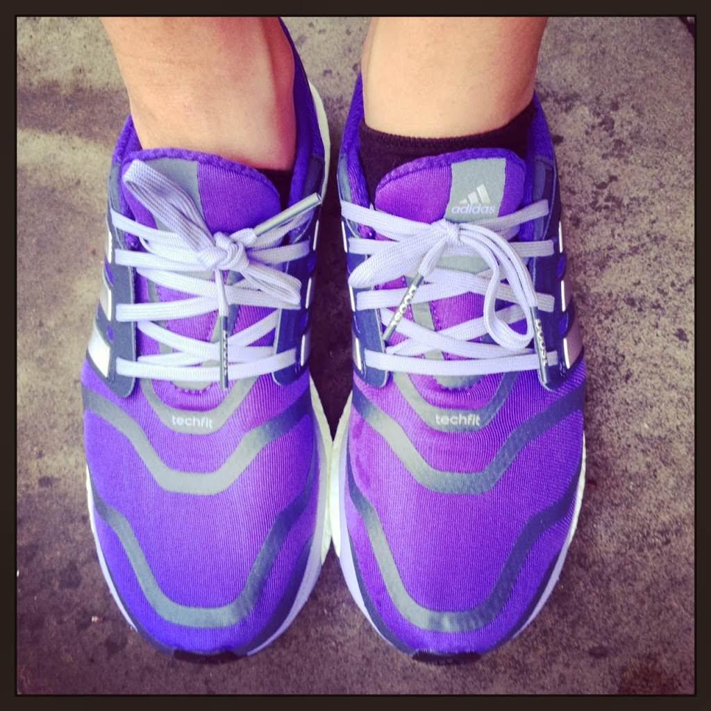 20 Miles in my Marathon Shoes