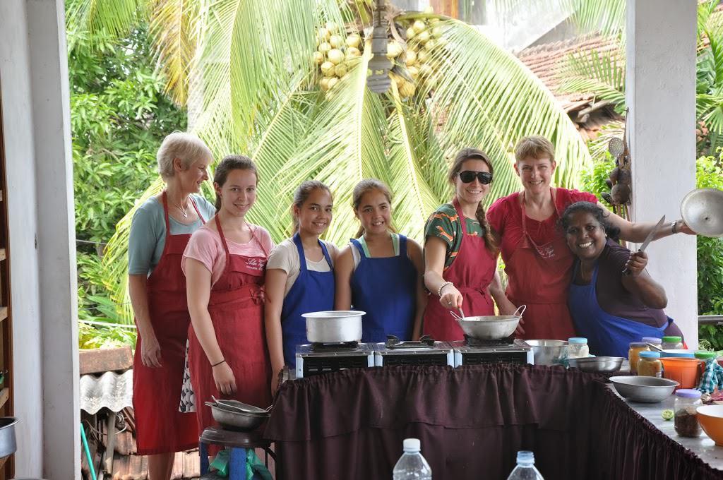 Sri Lankan Cooking Class