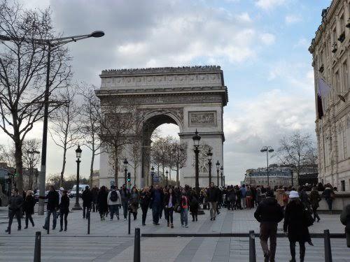 Paris Marathon Race Day Tips