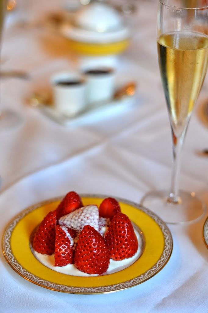 Tea at The Goring Hotel