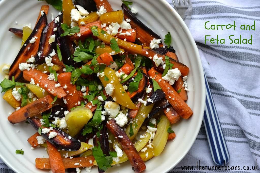 Carrot and Feta Salad Recipe