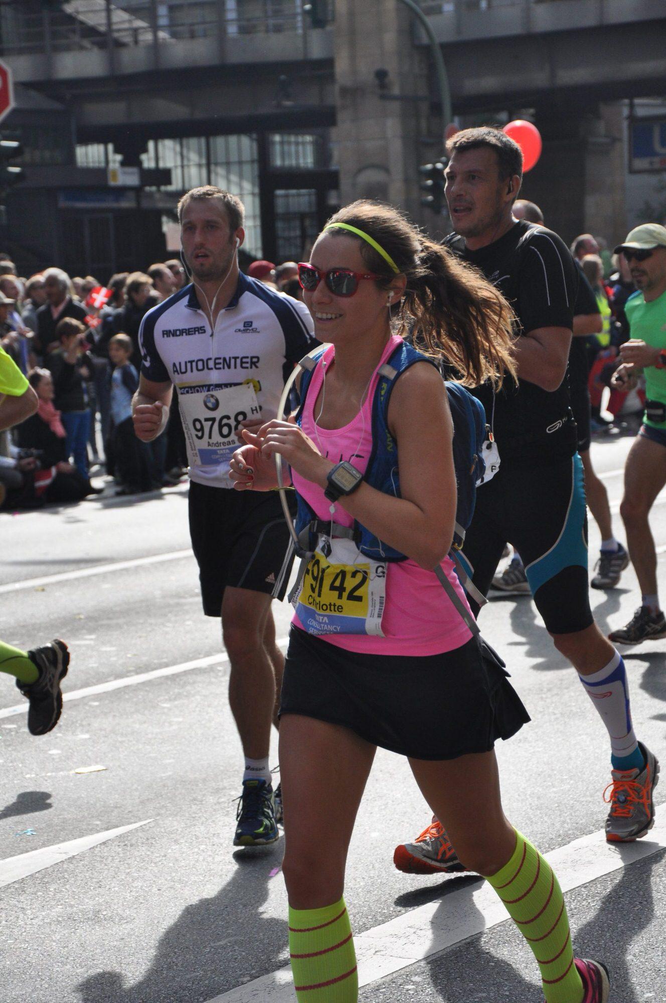 Running the Berlin Marathon