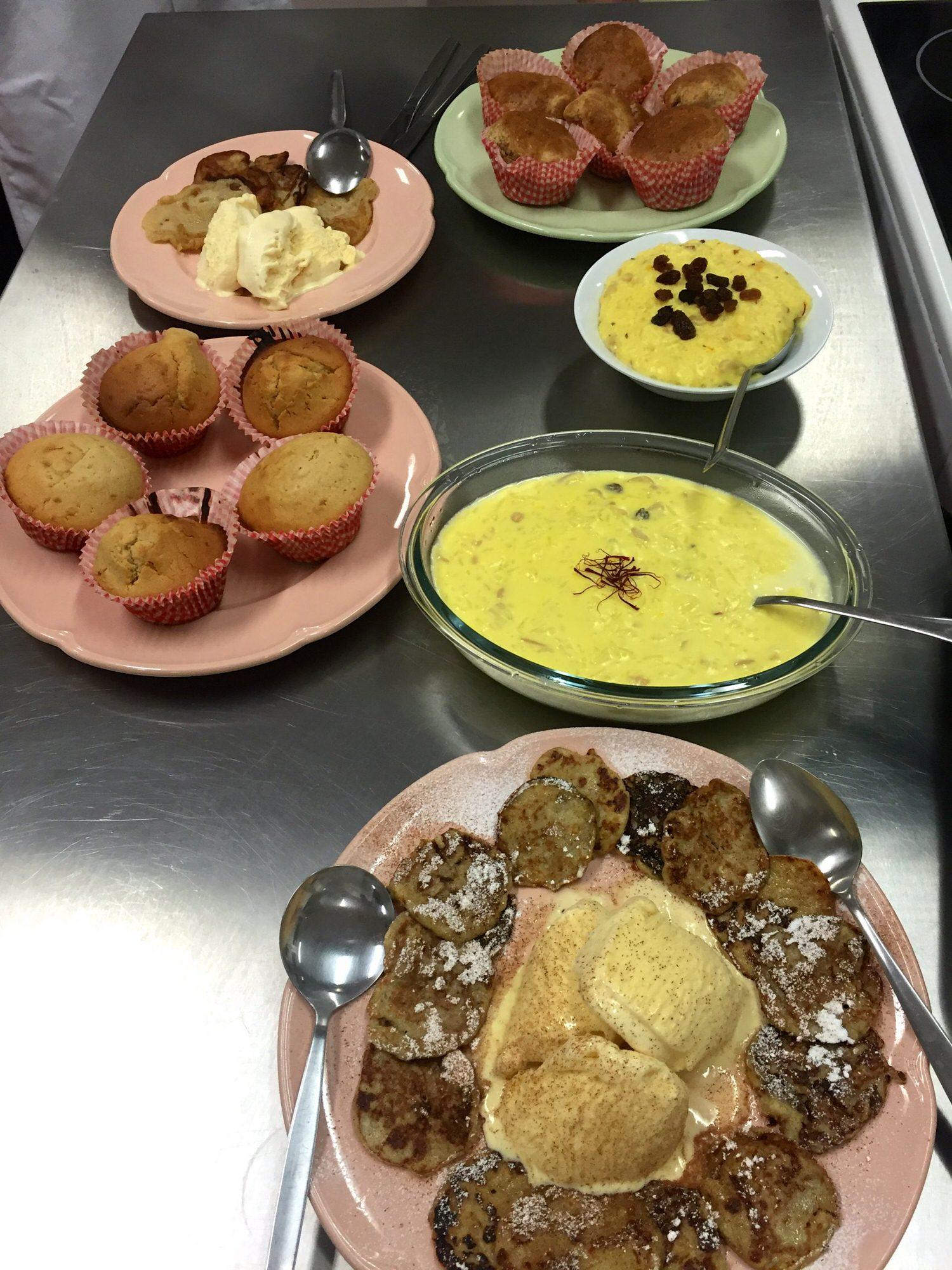 Uni Practicals: Desserts & a Banana Fritter recipe