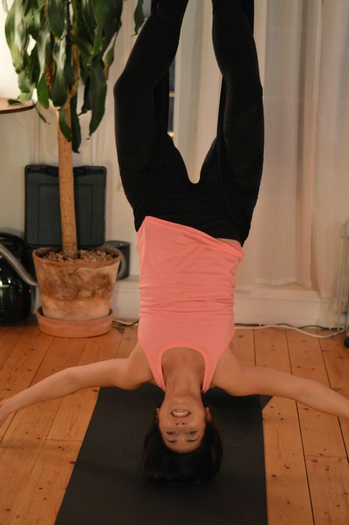 ClassPass London Aerial Yoga - The Runner Beans