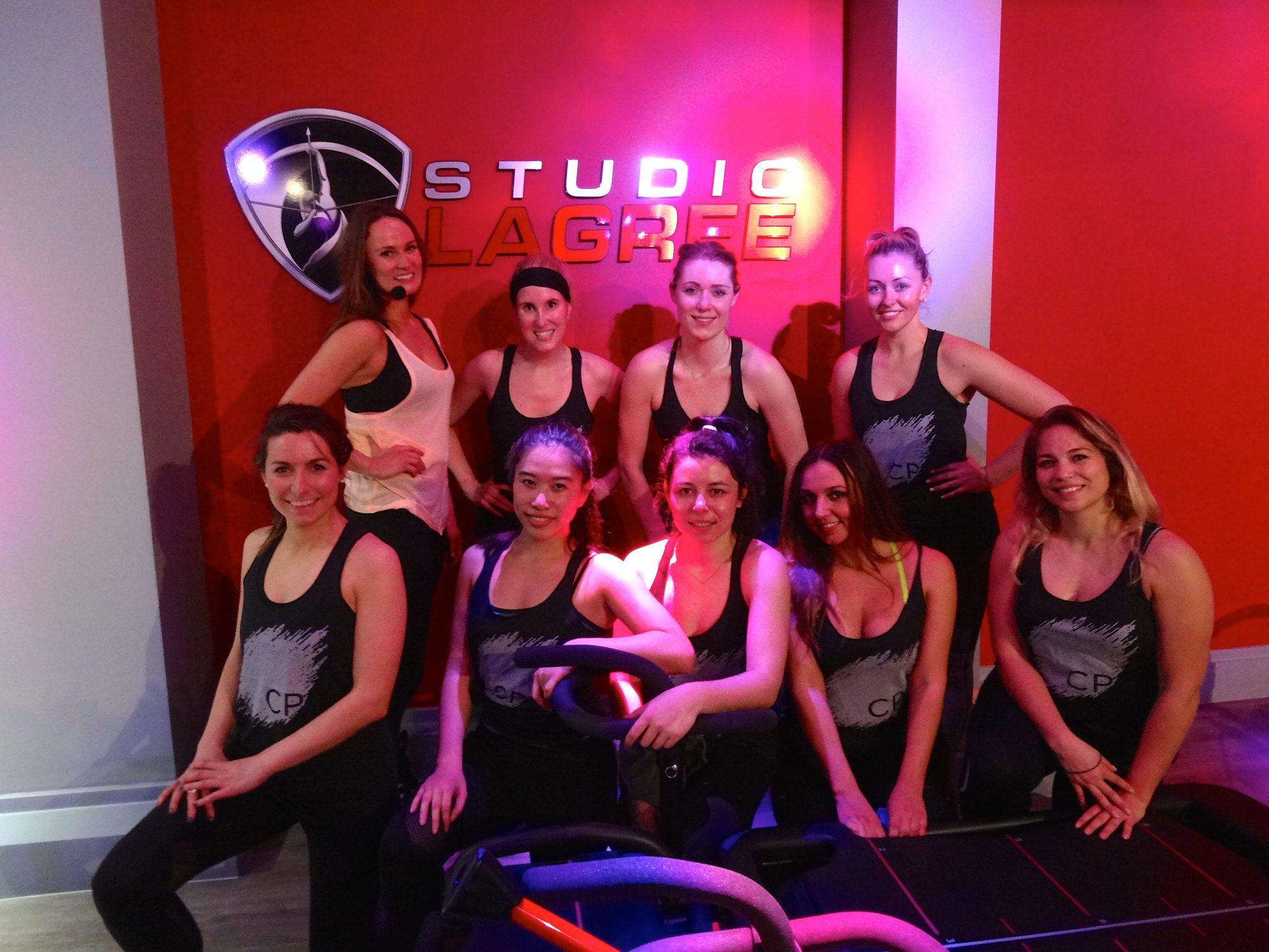 Studio Lagree workout