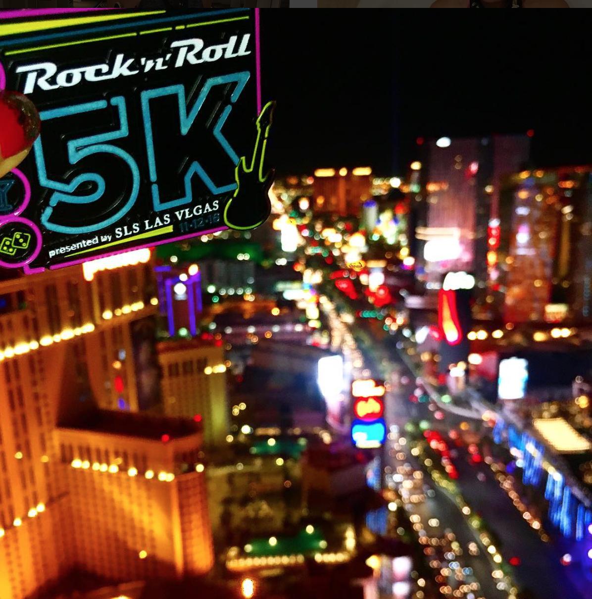 Rock N Roll Las 5K Race Recap