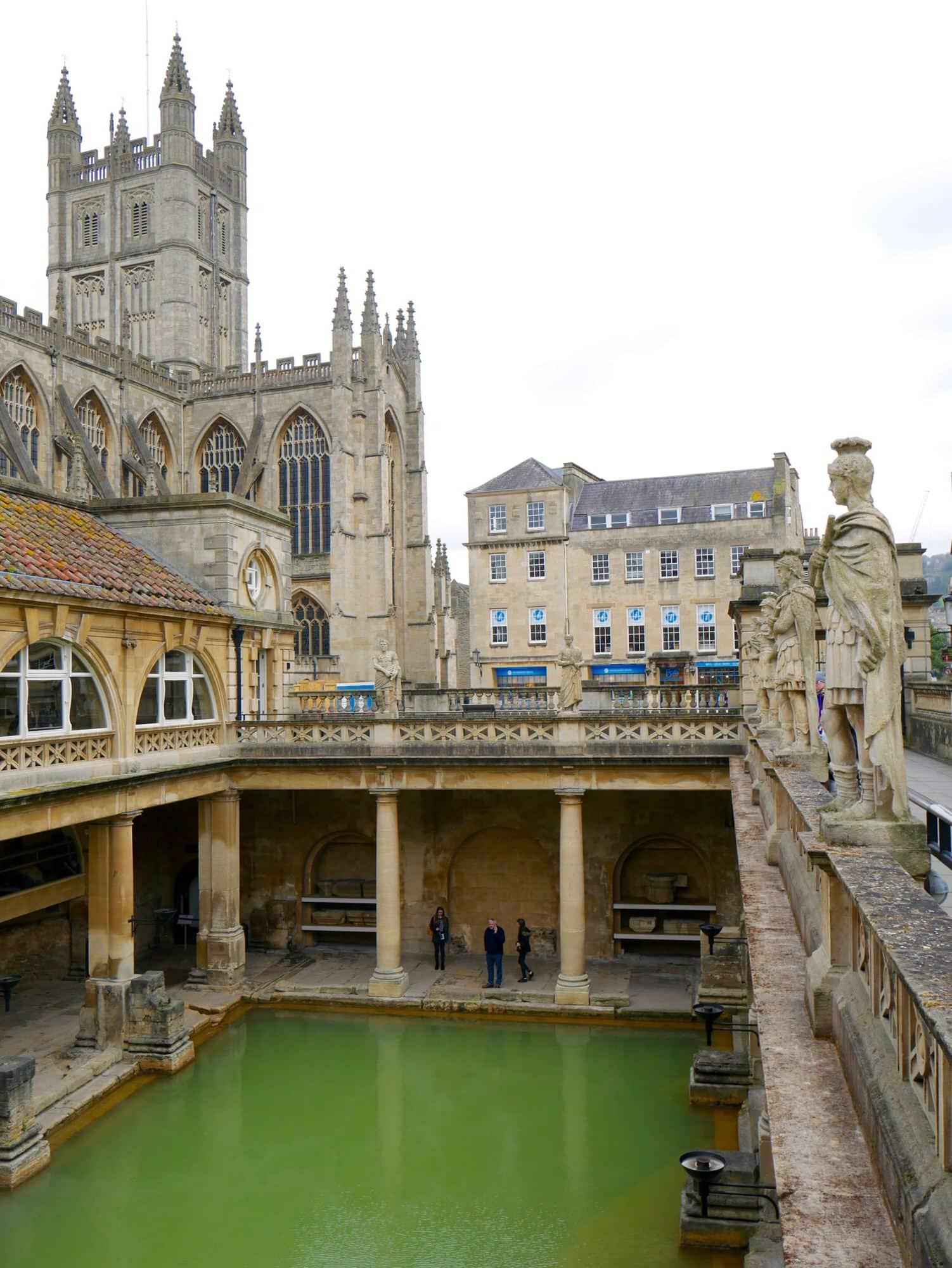 Roman Bath - Visit Bath