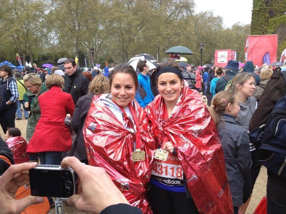 London Marathon race day tips