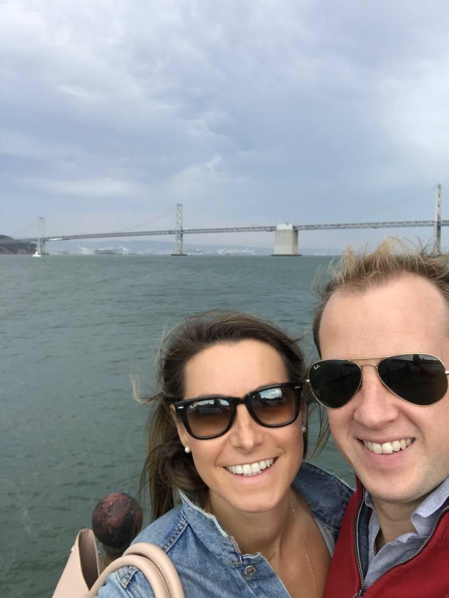 Active Honeymoon: San Francisco