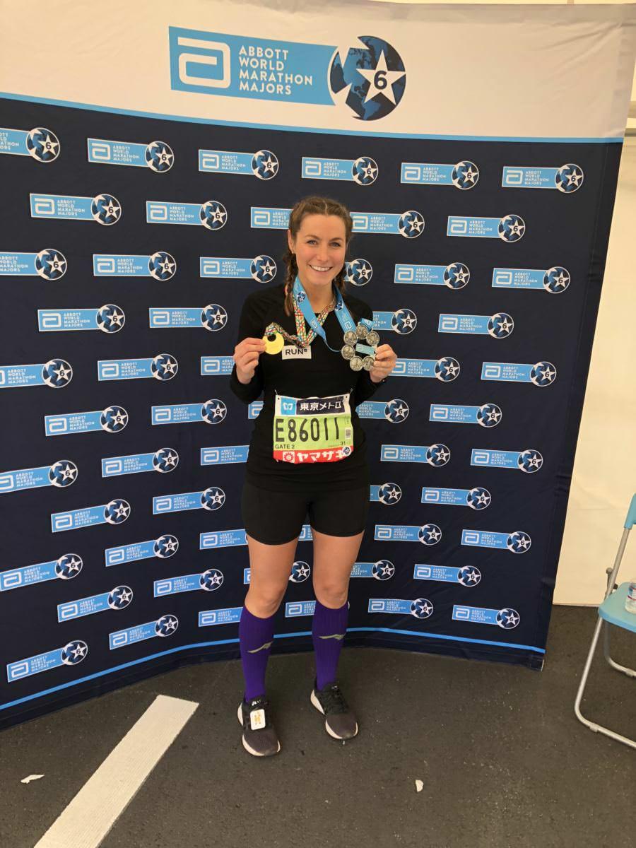 Tokyo Marathon 2018 Race Recap
