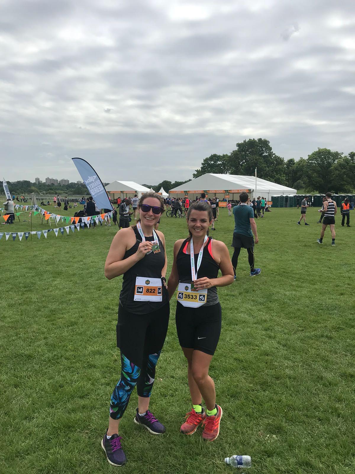 London 10 Miler Race Recap