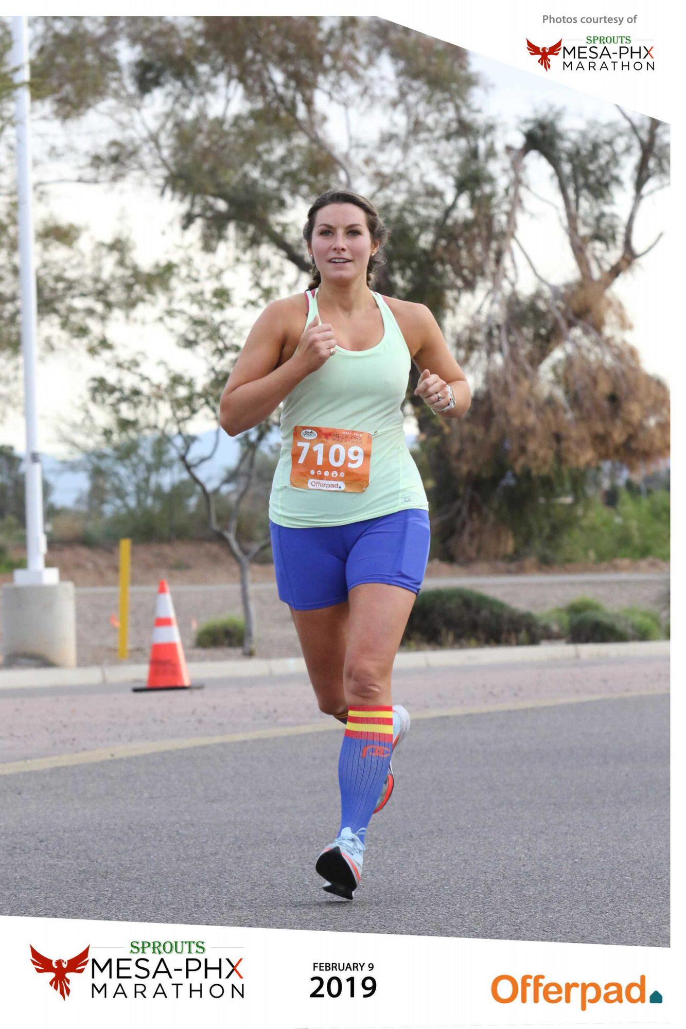 Running a Half Marathon PB: Phoenix Half Marathon Recap
