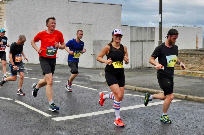 Berlin Marathon gfa Times
