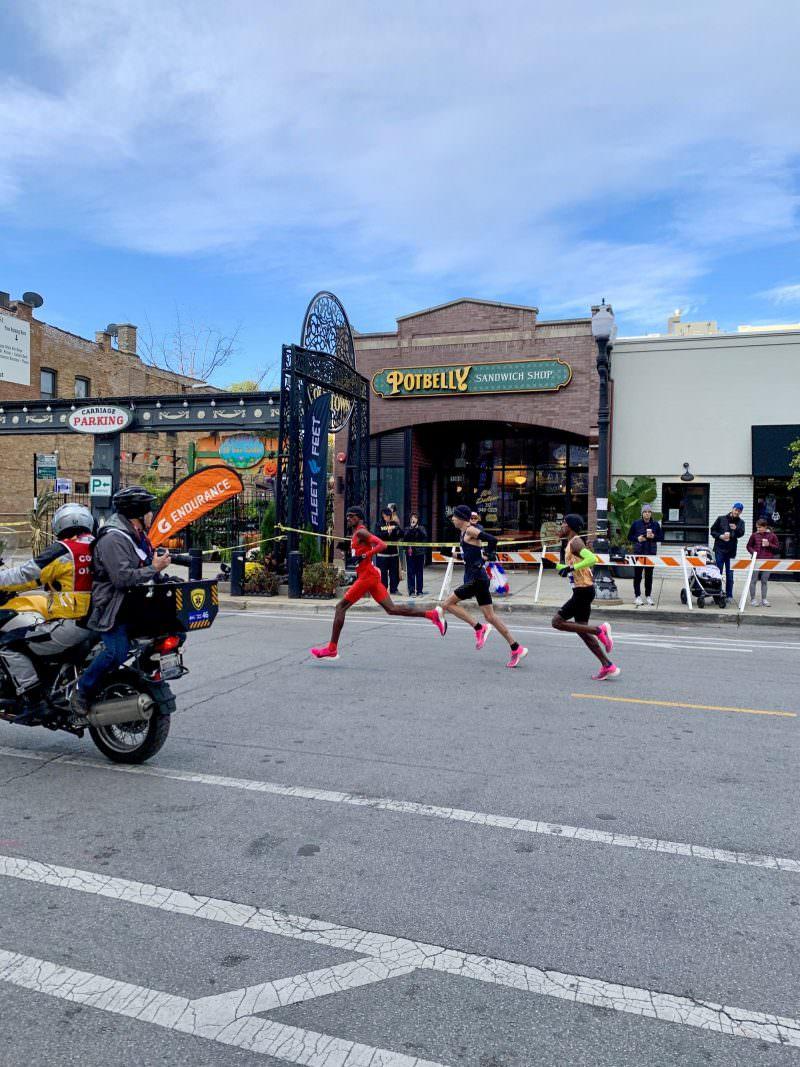 5K Marathon Recap