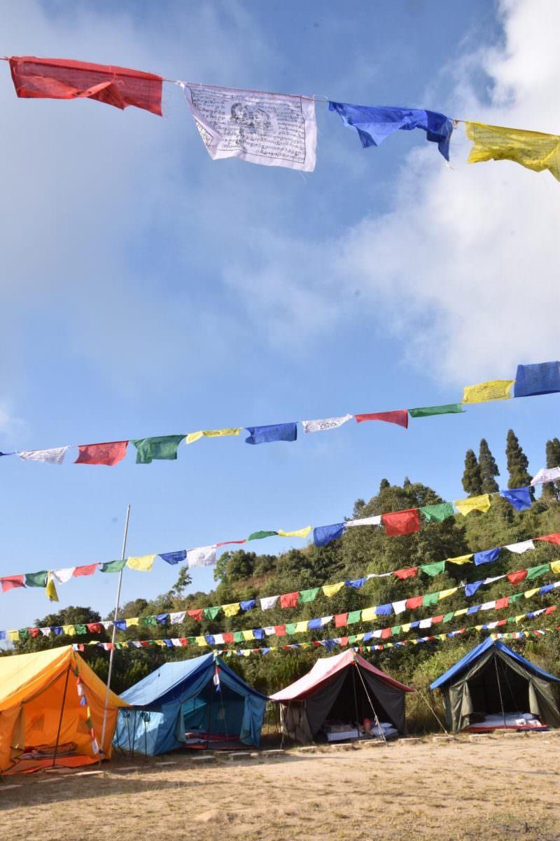 kathmandu camp