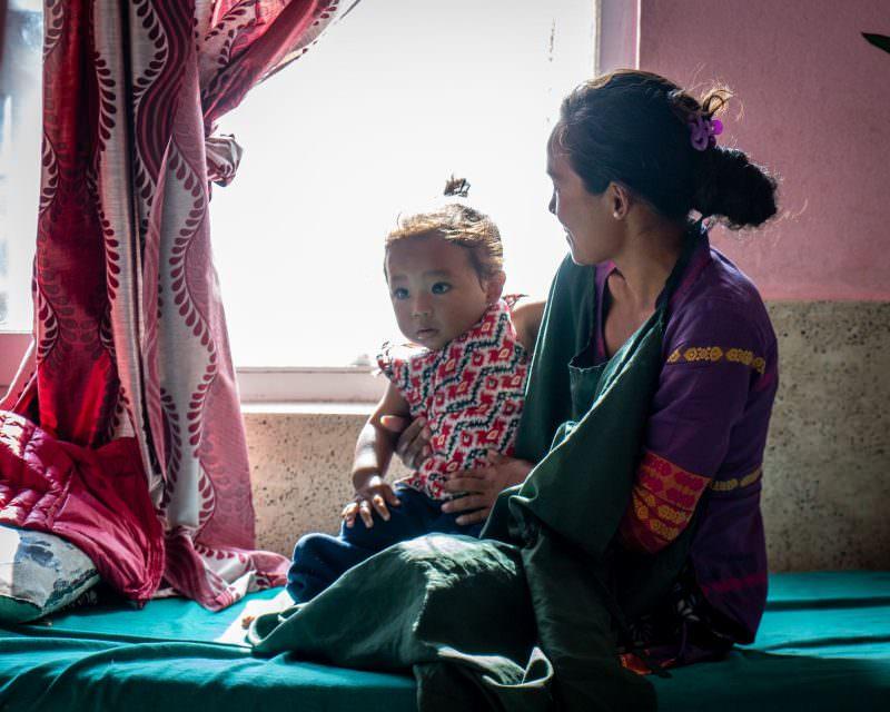 Nepal Impact Marathon week