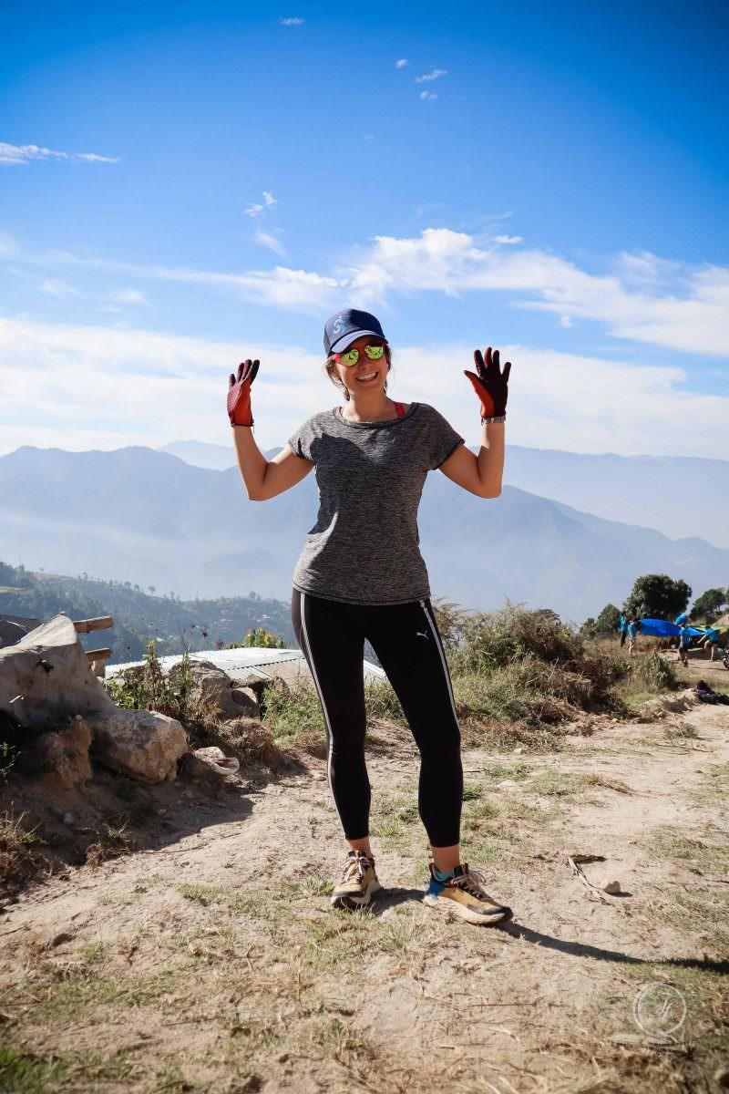 preparing marathon trail