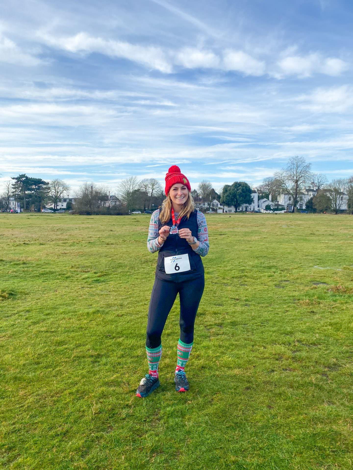 RunThrough Wimbledon Christmas Fun Run Race Recap