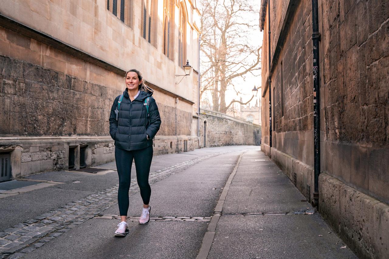 Walking to improve endurance running