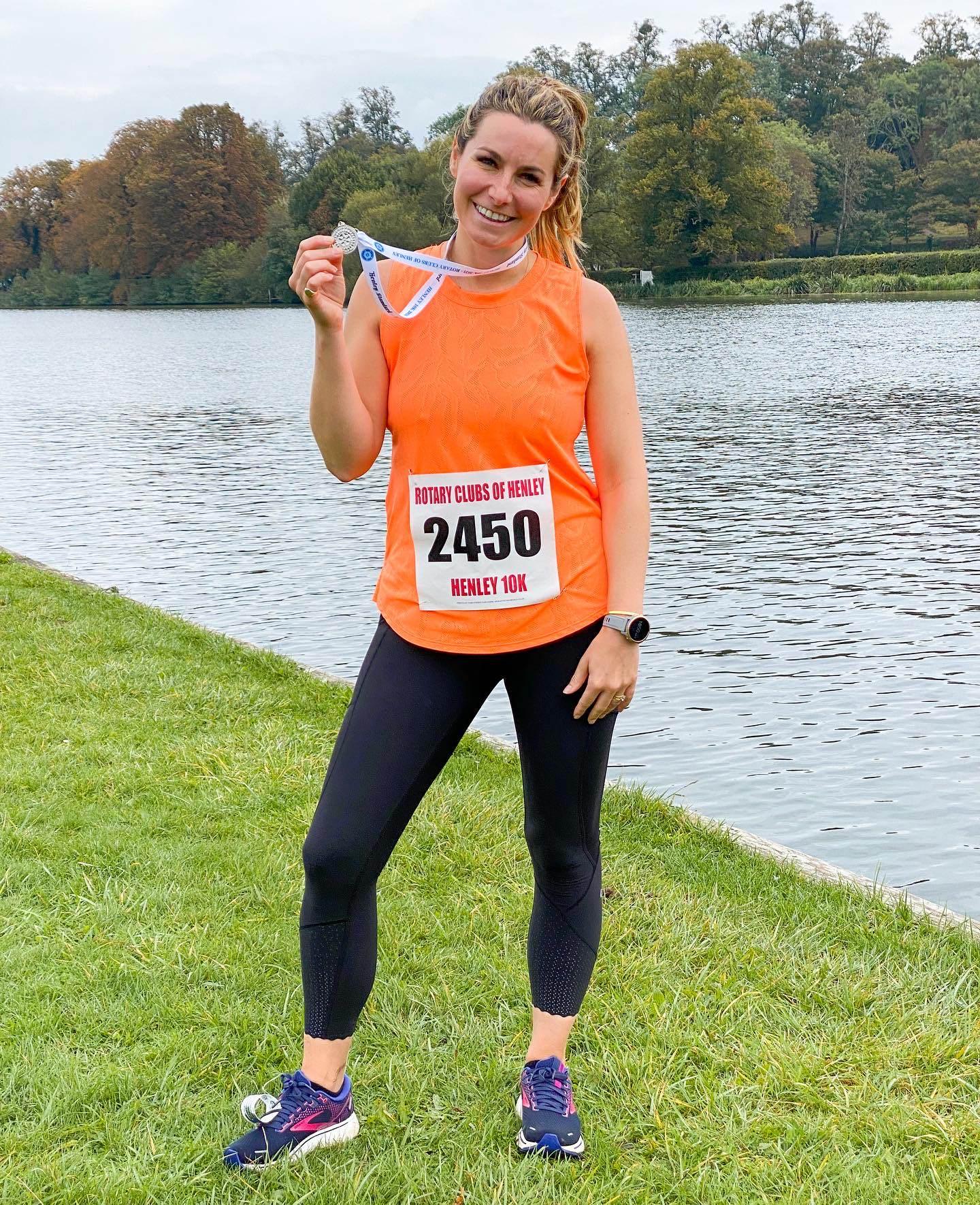 Henley Half Marathon and 10K